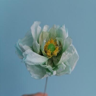 Handmade poppy