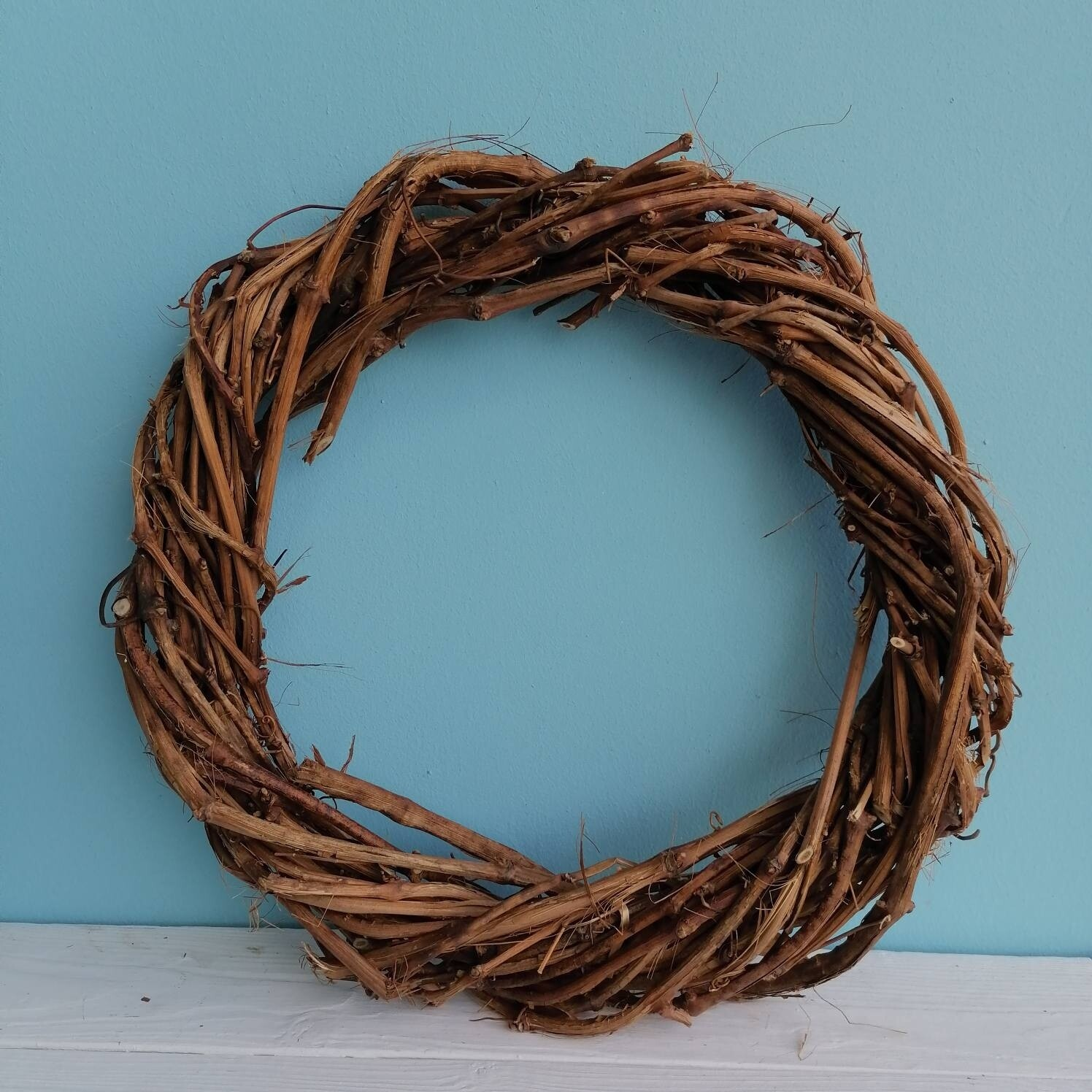 Wreath Natural decorative D = 45 (grapes)
