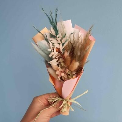 Bouquet Compliment Golden time