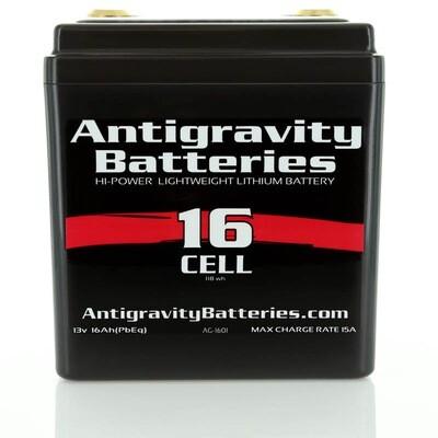 Antigravity AG-1601 Lithium Battery