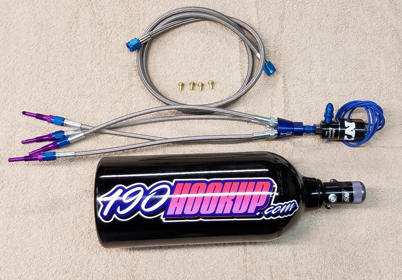 RBM / NX 4-Line Dry Nitrous Kit
