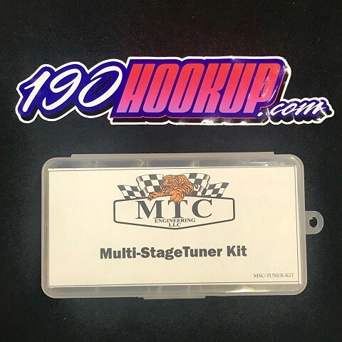 MTC Multi-Stage Clutch Tuner Kit