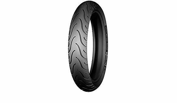 Michelin Pilot 90/80/17 Grudge Front