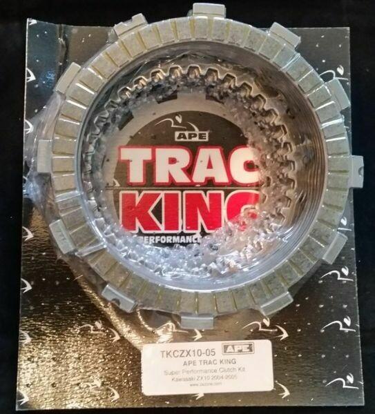 Trac King Clutch Kit Kawasaki ZX10 (04-05)
