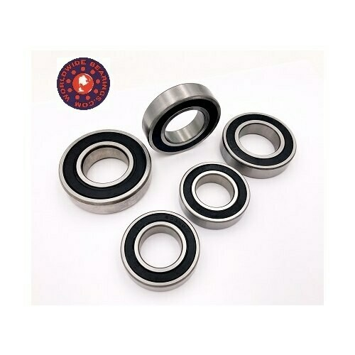 WWB Ceramic Wheel Bearing Kit Suzuki GSXR1000 (01-16)