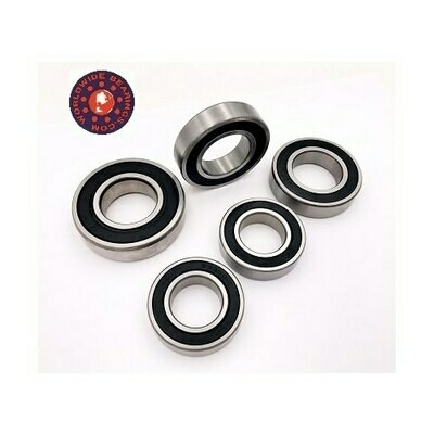 WWB Ceramic Wheel Bearing Kit Suzuki Hayabusa (08-19)