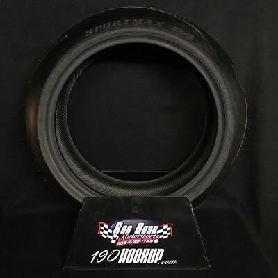 Dunlop Sportmax Q4 Radial Rear Tire 190/50/17