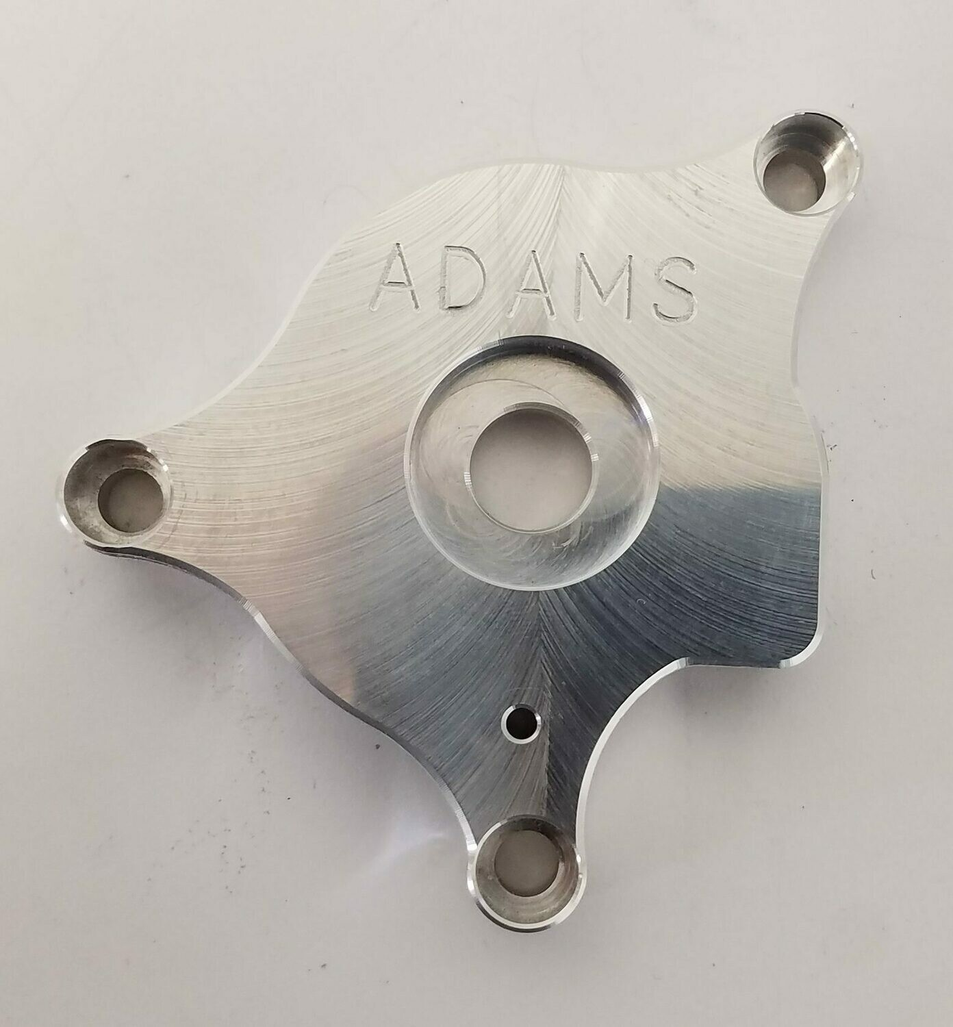 ADAMS HEAVY DUTY BILLET OIL PUMP COVER ZX14 (06-17)