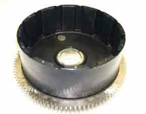 MTC Billet Slider Clutch Basket Hayabusa 99-19