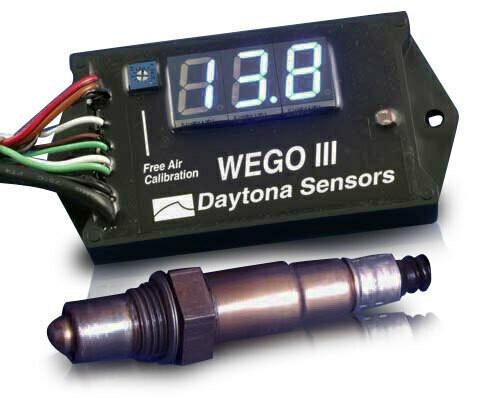 Daytona Sensors Wego III Air Fuel Ratio Metering System