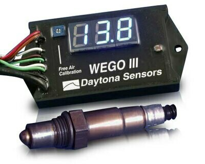 Daytona Sensors Wego III Air Fuel Ratio Metering System