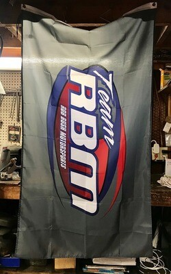 Team RBM Flags