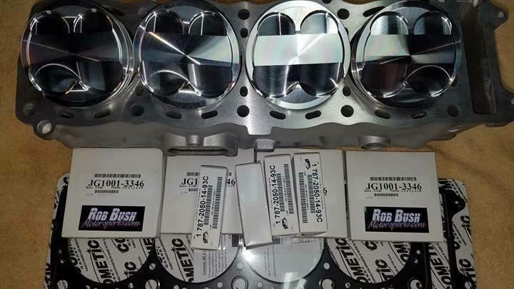 RBM Hayabusa Race Kit