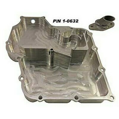 MPS Hayabusa 1'' Low Profile Oil Pan Trap Door Style