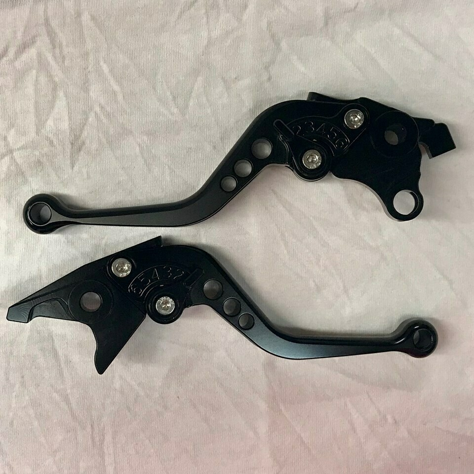 GSXR1000 Adjustable Levers