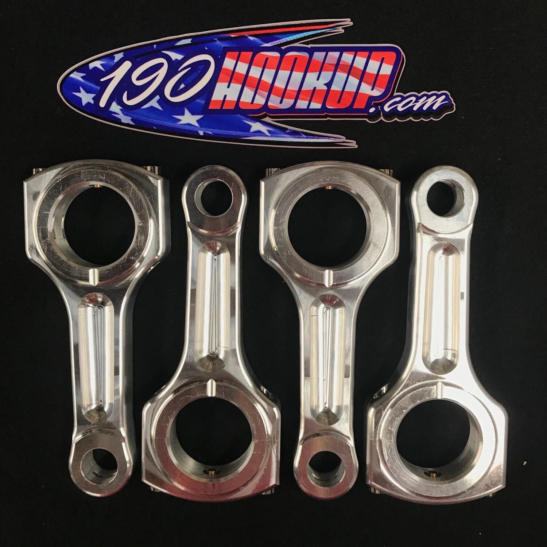 RBM Aluminum Rods Hayabusa 08-20