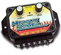 Schnitz 2 Dial Progressive Nitrous Controller