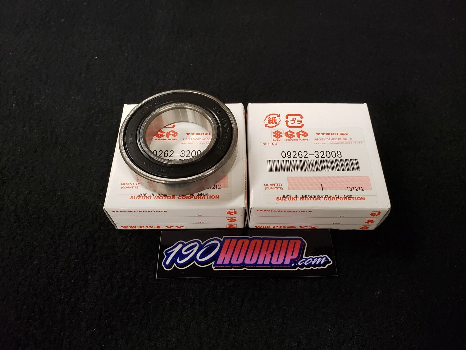 Suzuki OEM Rear Wheel Bearing Hayabusa (99-07)