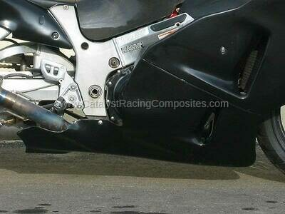 Catalyst Suzuki Hayabusa 99-07 Supersport Lower