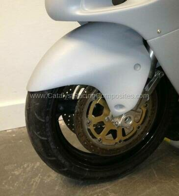 Catalyst Suzuki Hayabusa 99-07 Lowered Front Fender