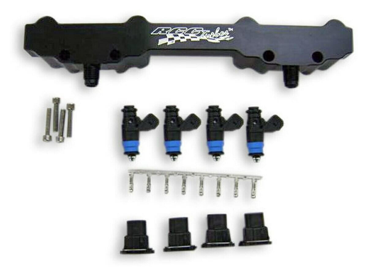 RCC Billet Fuel Rail Injector Upgrade Suzuki Hayabusa (08-19)