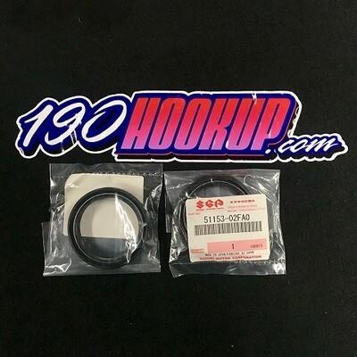 Suzuki OEM Hayabusa Fork Seals (99-07)