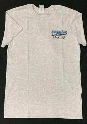 190HOOKUP.COM Nationals ManCup T-Shirt Rockingham Dragway 2020