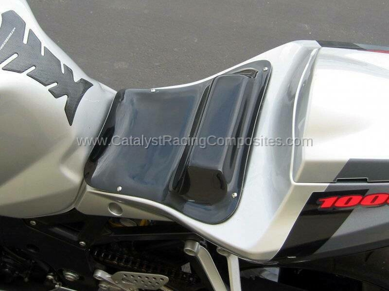 Catalyst SUZUKI GSXR1000 03-04' DRAG STEP SEAT