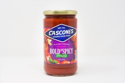 Bold and Spicy Pasta Sauce