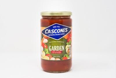 Garden Style Pasta Sauce