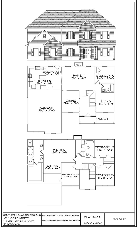 Plan 54-012