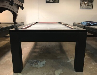 7' Oslo Dining / Pool Table Combo