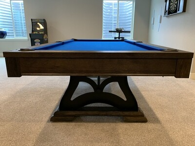 Eiffel Pool Table (Temporarily out of stock)