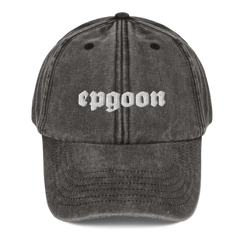 Vintage Goon Hat