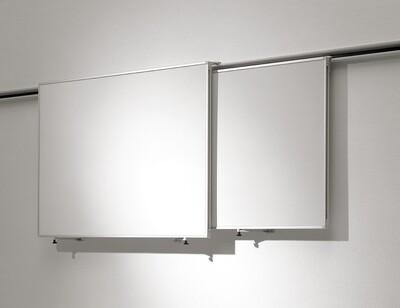Einhängetafel Whiteboard