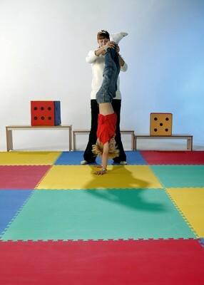 Puzzlematten-Set (über 9m2)