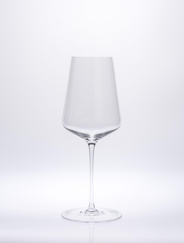 Blanc Weissweinglas mundgeblasen SW Sophienwald