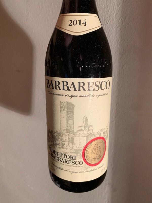 Barbaresco 2014 Produttori di Barbaresco