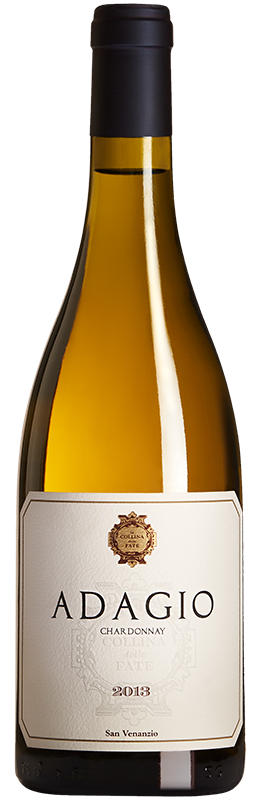 Chardonnay Collina delle Fate 2013  0,75 l