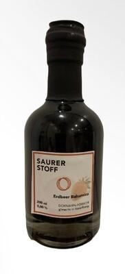 Walderdbeere Balsamico 200 ml Saurerstoff