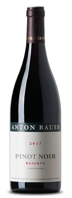 Pinot Noir reserve limited Anton Bauer 2017
