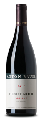 Pinot Noir reserve limited Anton Bauer 2017