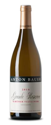 Grüner Veltliner Grand Reserve Limited  2017 Anton Bauer