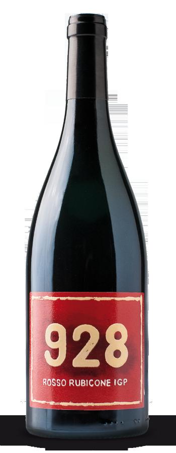 928 Rosso Rubicone  Sangiovese/Cabernet 2017 Enio Ottaviani