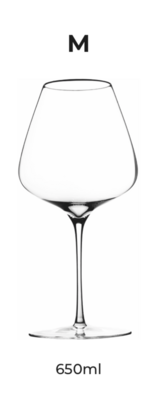 Pi- Glass MEDIUM 650 ml