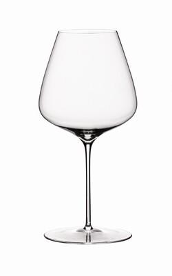 X Weinglas original, mundgeblasenes universelles Glas