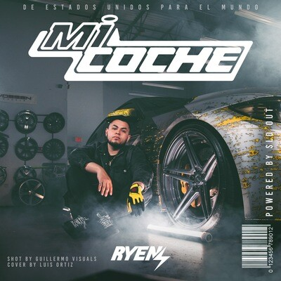 RYEN - Mi Coche (Single)