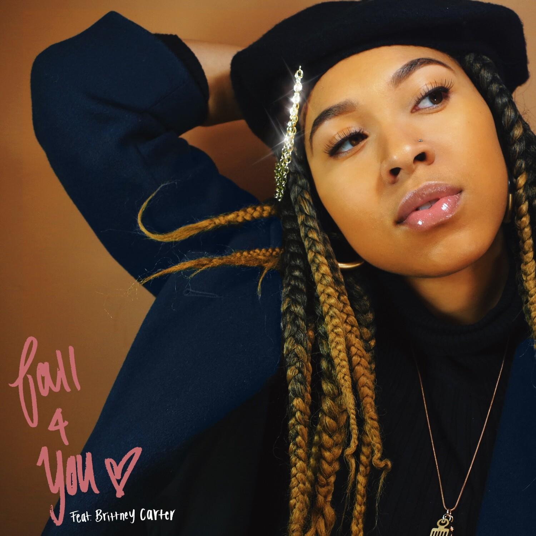 Oliv Blu - Fall 4 You featuring Brittney Carter (Single)