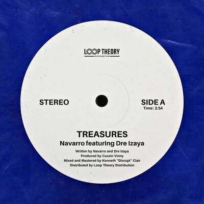 Navarro - Treasures featuring Dre Izaya