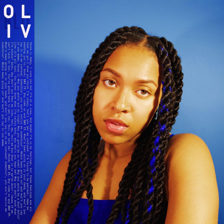 Oliv Blu - Say It